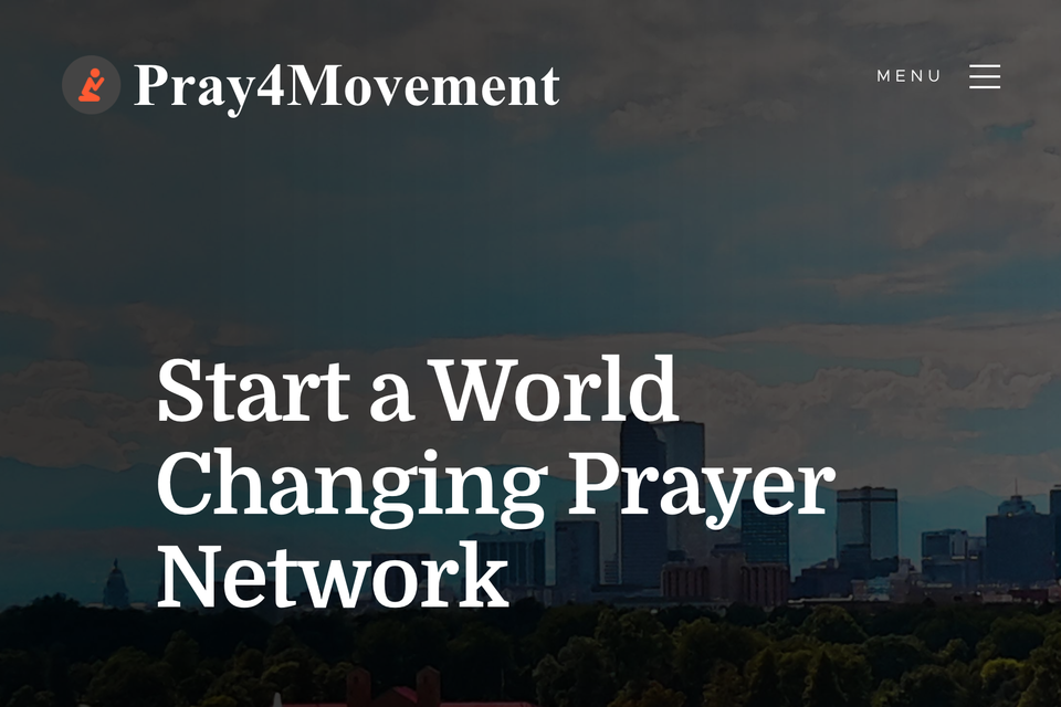 Pray4Movement